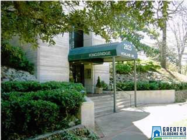 2625 Highland Ave #409, Birmingham, AL 35205 (MLS #832707) :: Gusty Gulas Group