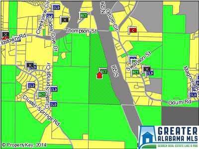 851 Thompson St #0, Gardendale, AL 35071 (MLS #832995) :: Howard Whatley