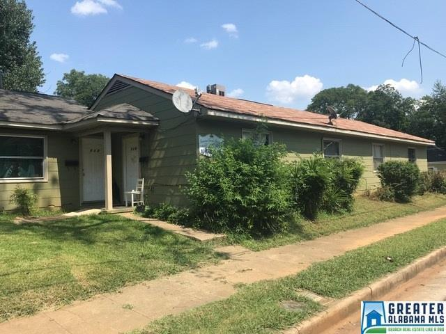717 15TH ST 717-727, Birmingham, AL 35211 (MLS #836583) :: LIST Birmingham