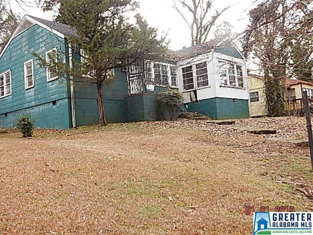 1619 Graymont Ave W, Birmingham, AL 35208 (MLS #837050) :: The Mega Agent Real Estate Team at RE/MAX Advantage