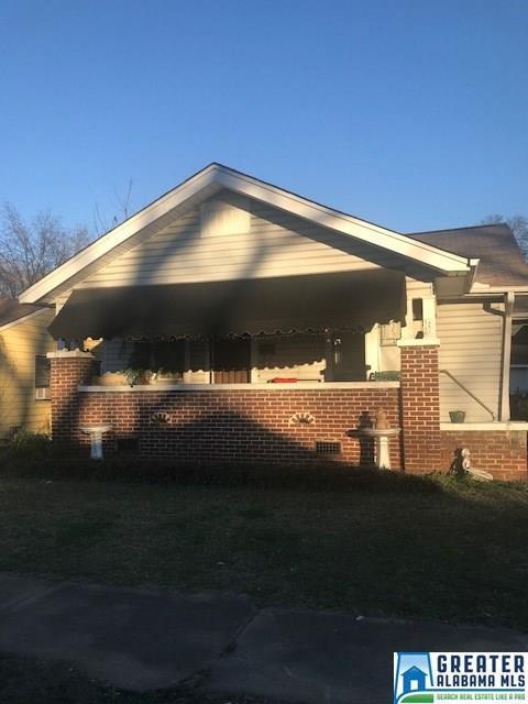 1221 Hanover St, Tarrant, AL 35217 (MLS #837068) :: Josh Vernon Group