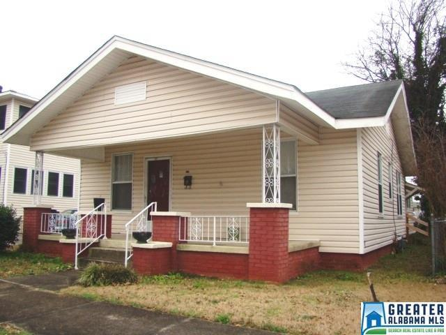 218 15TH ST, Anniston, AL 36207 (MLS #837626) :: Brik Realty