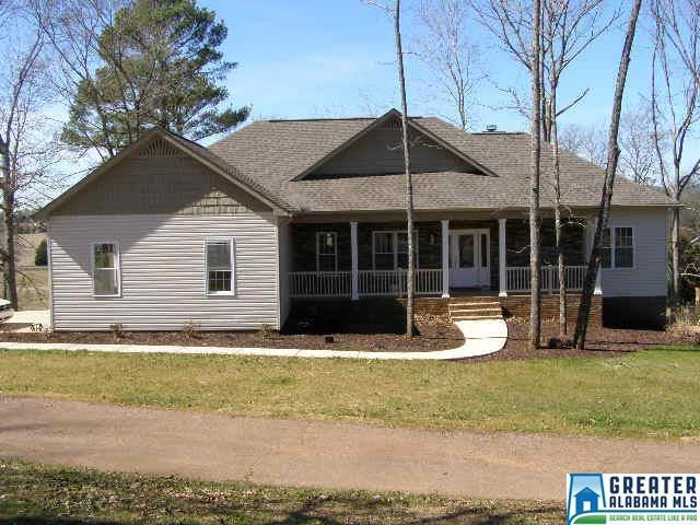 330 S Oak Ln, Talladega, AL 35160 (MLS #838547) :: LocAL Realty