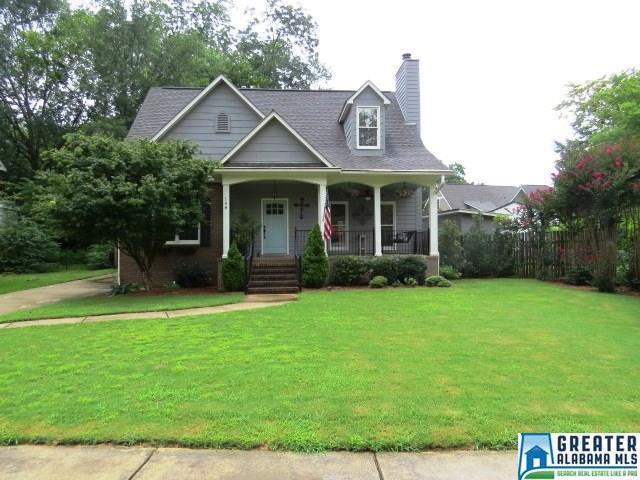 108 Oglesby Ave, Homewood, AL 35209 (MLS #839896) :: Brik Realty