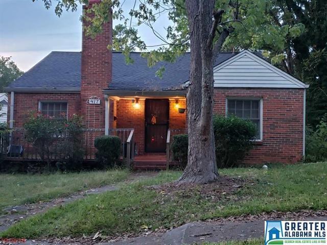 417 85TH ST S, Birmingham, AL 35206 (MLS #842547) :: Brik Realty