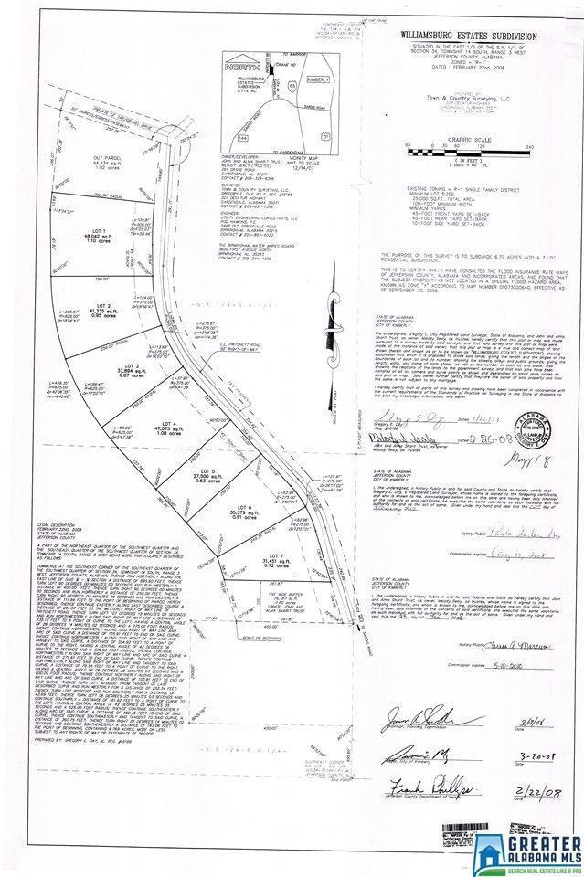 9164 Pritchett Rd #6, Gardendale, AL 35071 (MLS #842686) :: Josh Vernon Group