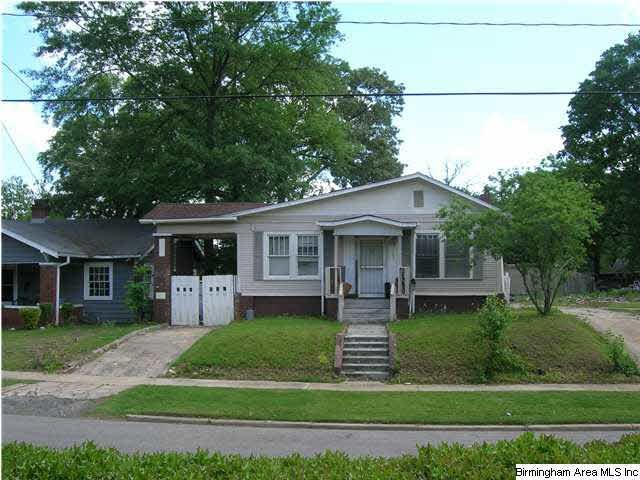 1205 8TH AVE W, Birmingham, AL 35208 (MLS #843060) :: LIST Birmingham