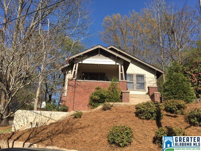 701 45TH ST S, Birmingham, AL 35222 (MLS #844340) :: Bentley Drozdowicz Group