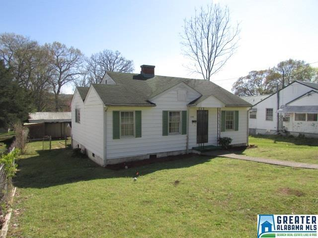 1502 E 11TH ST, Anniston, AL 36207 (MLS #845802) :: K|C Realty Team