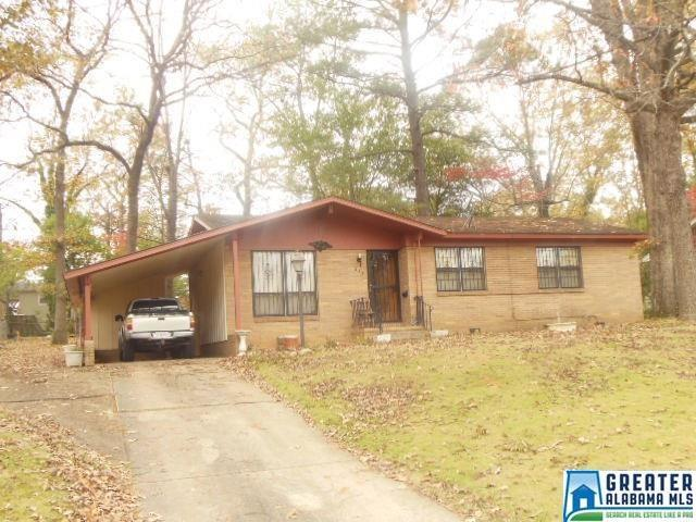 813 Fairfax Dr, Fairfield, AL 35064 (MLS #850463) :: Bentley Drozdowicz Group
