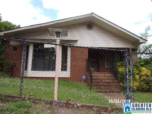 124 58TH ST, Fairfield, AL 35064 (MLS #851101) :: Josh Vernon Group