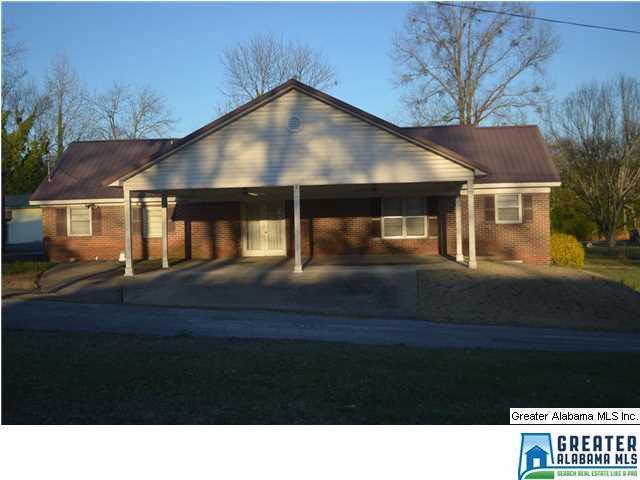734 Stone Ave, Talladega, AL 35160 (MLS #852380) :: Josh Vernon Group