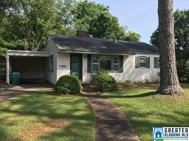 716 Alicia Ave, Talladega, AL 35160 (MLS #853887) :: Josh Vernon Group
