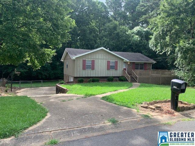 3001 Dave Cliff Dr, Fultondale, AL 35068 (MLS #856472) :: Bentley Drozdowicz Group