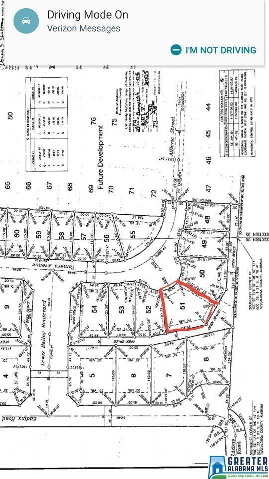 3450 Tamera Ave Lot 51, Tuscaloosa, AL 35401 (MLS #857191) :: Josh Vernon Group