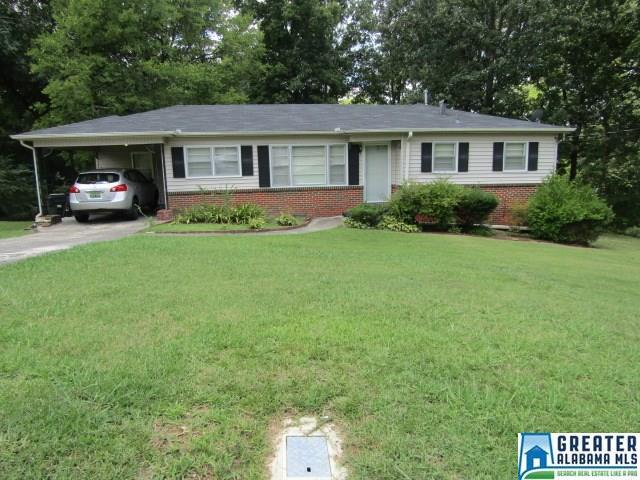 2436 3RD PL NW, Center Point, AL 35215 (MLS #858164) :: Bentley Drozdowicz Group