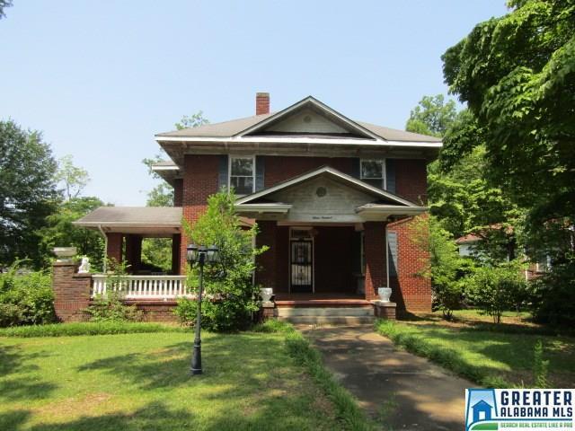 1500 Christine Ave, Anniston, AL 36207 (MLS #858598) :: LIST Birmingham