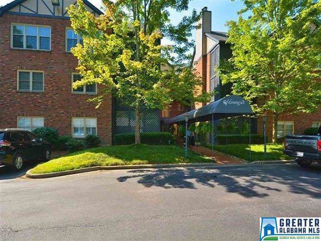 104 Morningside Cir #104, Mountain Brook, AL 35213 (MLS #861685) :: Gusty Gulas Group