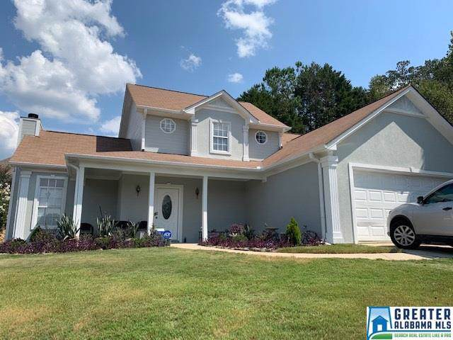 917 Jackson Cir, Helena, AL 35080 (MLS #861786) :: LocAL Realty