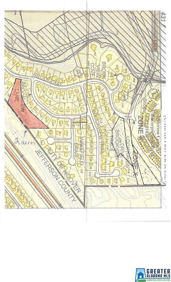 3374 Brookview Trc #002, Hoover, AL 35216 (MLS #861932) :: LIST Birmingham