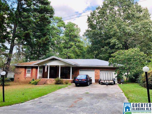 1018 27TH ST N, Pell City, AL 35125 (MLS #862082) :: Bentley Drozdowicz Group