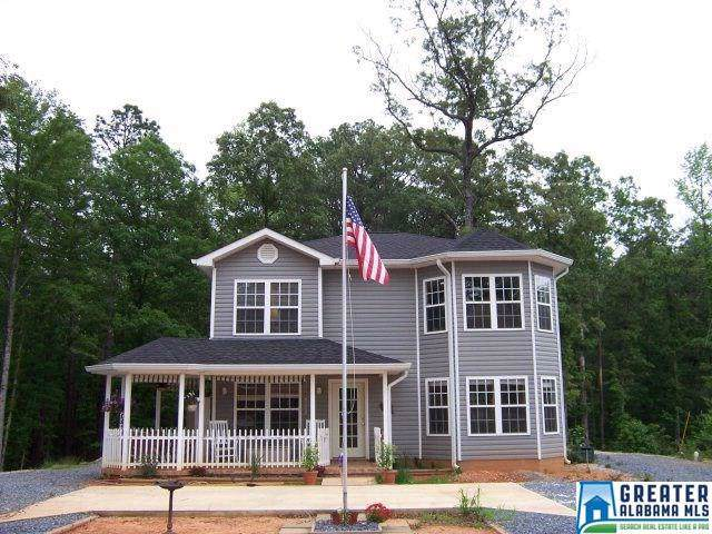 601 Cutoff Rd, Goodwater, AL 35072 (MLS #862377) :: Howard Whatley