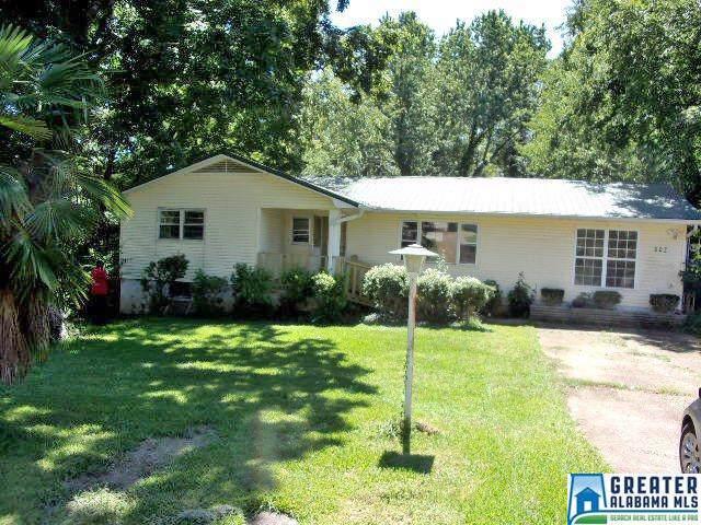 802 Wana Ave, Weaver, AL 36277 (MLS #862646) :: Gusty Gulas Group