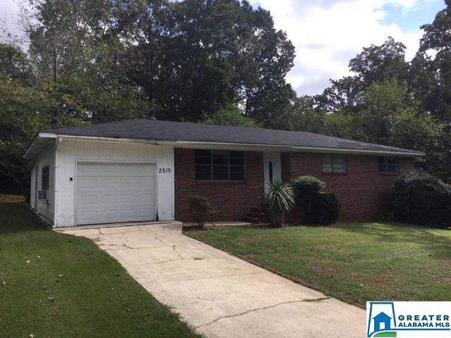2515 Ridgewood Rd, Fultondale, AL 35068 (MLS #864731) :: Bentley Drozdowicz Group