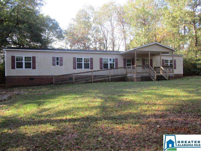 105 Co Rd 100, Montevallo, AL 35115 (MLS #865324) :: LocAL Realty