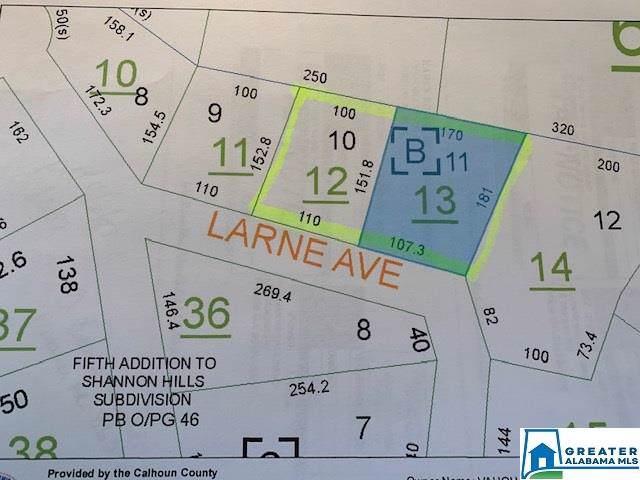 Lot #11 Larne Ave #11, Weaver, AL 36277 (MLS #866501) :: Brik Realty