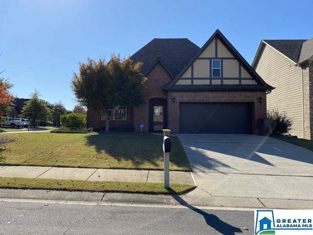 1024 Bethpage Ln, Calera, AL 35040 (MLS #867150) :: Josh Vernon Group