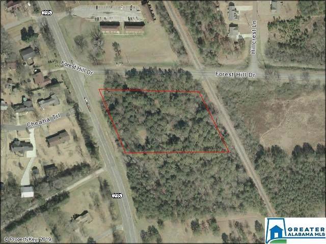 Coosa Pines Rd #1, Childersburg, AL 35044 (MLS #868485) :: Sargent McDonald Team