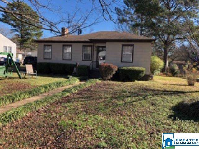 207 Vann St, Midfield, AL 35228 (MLS #870464) :: Krch Realty