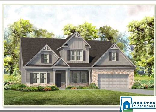 5530 Carrington Lake Pkwy, Trussville, AL 35173 (MLS #870498) :: Josh Vernon Group