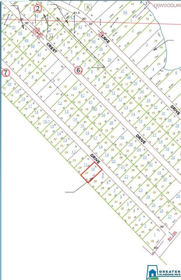 Lot 27 Woodland Dr #27, Mccalla, AL 35111 (MLS #874539) :: Gusty Gulas Group
