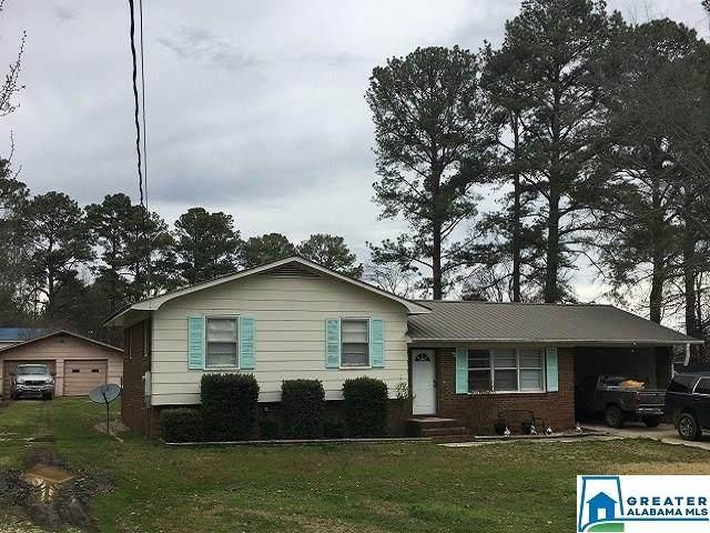 34 Wildwood Dr, Jacksonville, AL 36265 (MLS #875608) :: Gusty Gulas Group