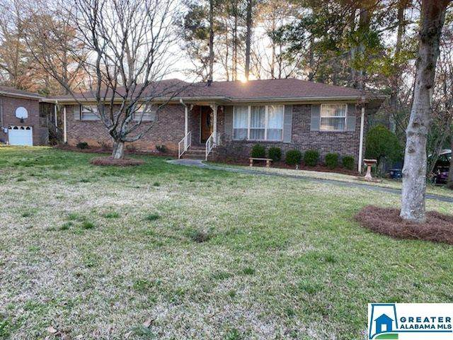 208 Highland Dr, Hueytown, AL 35023 (MLS #878054) :: Josh Vernon Group
