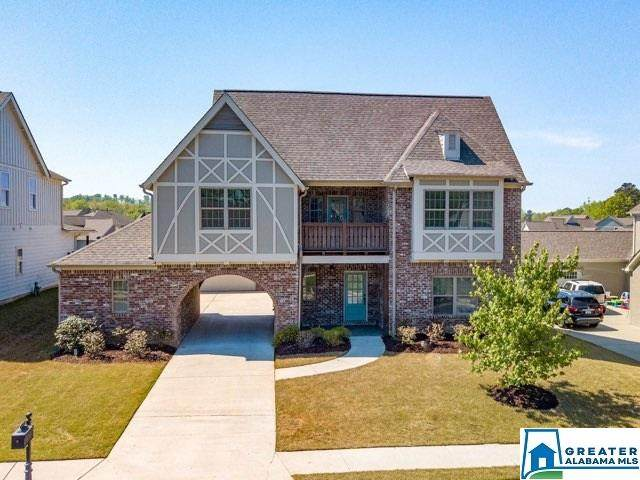 8228 Caldwell Dr, Trussville, AL 35173 (MLS #878752) :: Bentley Drozdowicz Group