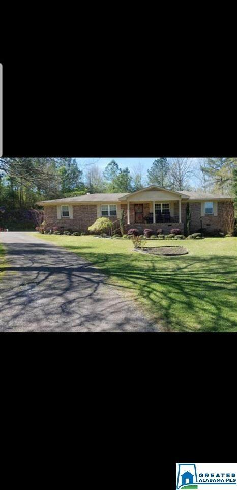 2644 Co Rd 36, Heflin, AL 36264 (MLS #878838) :: Gusty Gulas Group