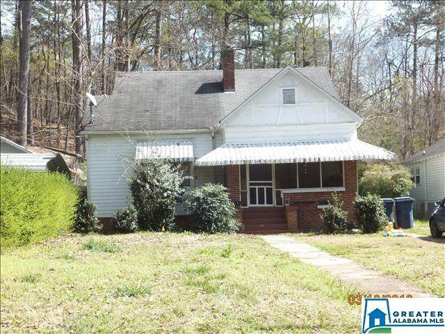 2007 Woodland Avenue, Anniston, AL 36207 (MLS #879421) :: Gusty Gulas Group