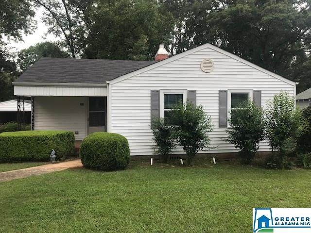 207 S Cannon Ave, Sylacauga, AL 35150 (MLS #879563) :: Bentley Drozdowicz Group
