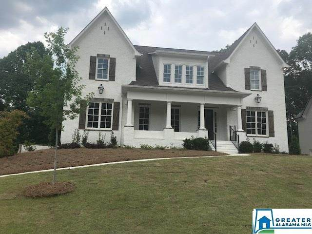 5819 Deercrest Ct, Trussville, AL 35173 (MLS #881094) :: LIST Birmingham