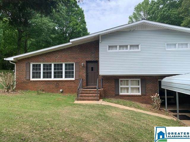 1461 Old Rocky Ridge Rd, Jacksonville, AL 36265 (MLS #883331) :: Bentley Drozdowicz Group