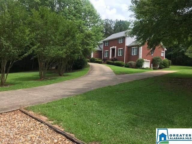 210 S Oak Ln, Talladega, AL 35160 (MLS #885608) :: Josh Vernon Group