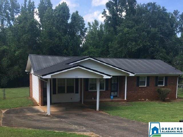 1413 Montevallo Rd, Weaver, AL 36277 (MLS #885796) :: Sargent McDonald Team
