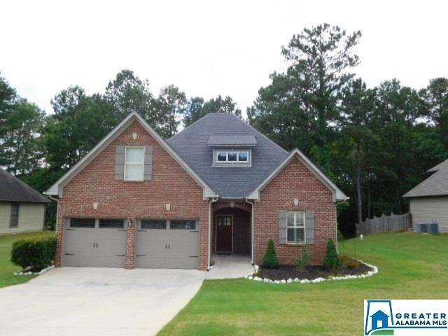 133 Willow Lake Ln, Wilsonville, AL 35186 (MLS #887313) :: Howard Whatley