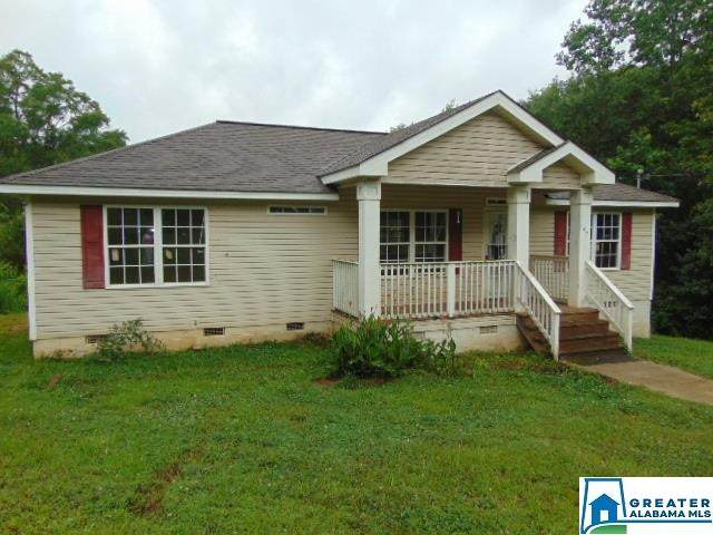 147 Co Rd 596, Thorsby, AL 35171 (MLS #887929) :: Bentley Drozdowicz Group