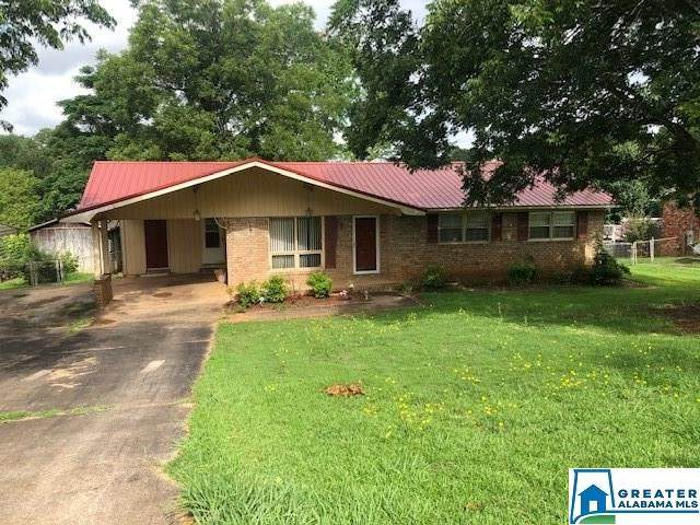 416 Newberry Dr, Weaver, AL 36277 (MLS #887939) :: JWRE Powered by JPAR Coast & County