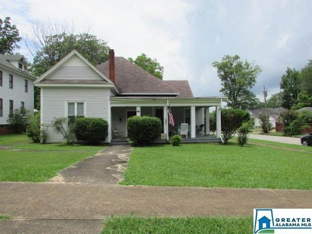 1230 Christine Ave, Anniston, AL 36201 (MLS #888000) :: Amanda Howard Sotheby's International Realty