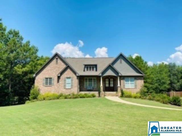 263 Shore Front Ln, Wilsonville, AL 35186 (MLS #888111) :: Gusty Gulas Group